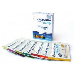Kamagra Oral Jelly / 7 Pack