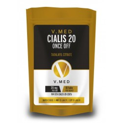 V-Med Oral Cialis 20 once off