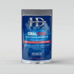 HD Labs Oral Tren