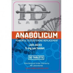 HD Labs SARMS Anabolicum LGD-4033