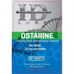 HD Labs SARMS Ostarine MK-2866