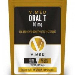 V-Med Oral T 10mg
