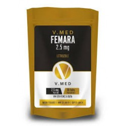V-Med Femara 2.5