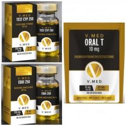 V-Med Combo 3 (Lean Mass Stack)