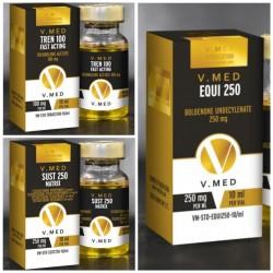 V-Med Combo 6 (Advanced Lean Mass Stack)