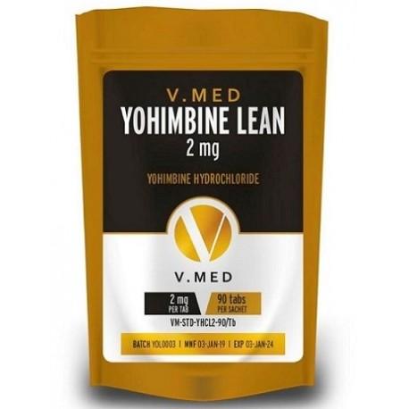 V-Med Yohimbine Lean 2