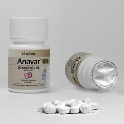 UPA Anavar 50